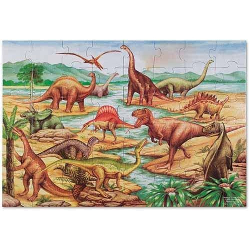 Puzzle- Dinosauři