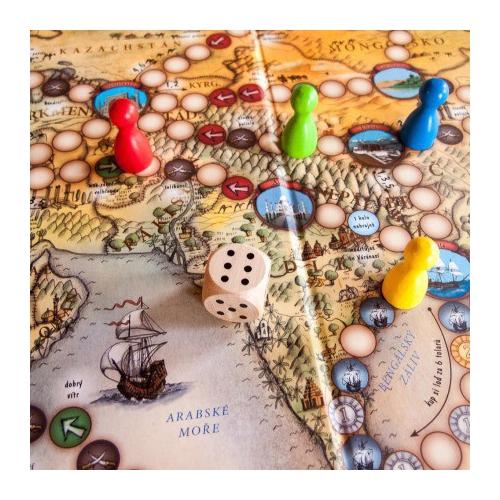 Cestovatelské hry