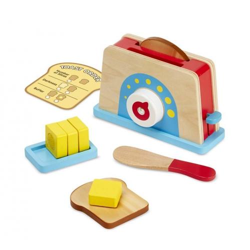 Dřevěný toaster