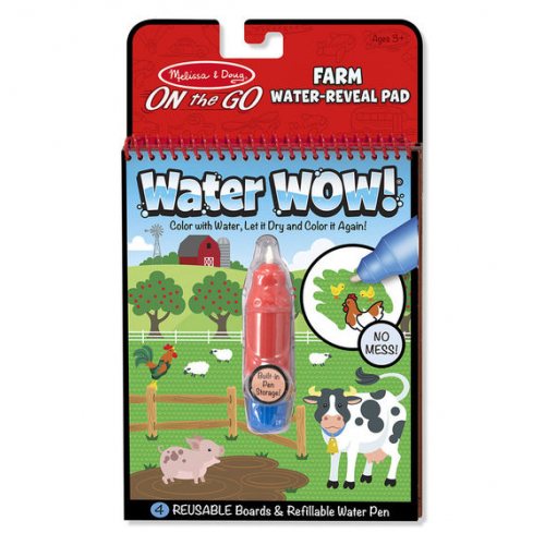 WATER WOW - VODNÍ PERO FARMA