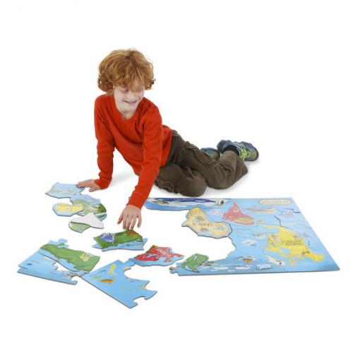 Puzzle Svět