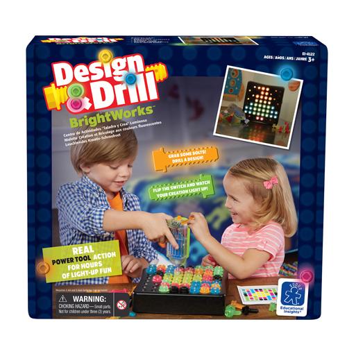 Design and Drill svítící