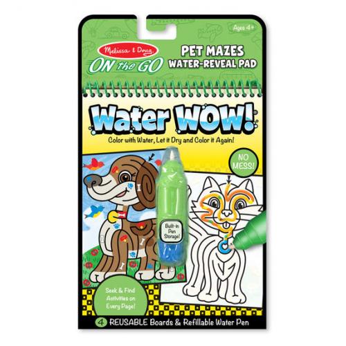 Water wow Bludiště