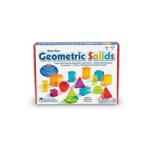 Geometrická tělesa