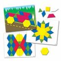 Magnetická stavebnice s tvary